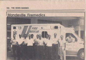 FD4 Firemedics July 1994