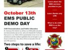 Fall Safety Series – EMS Day