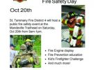 Fall Safety Series – Fire Day