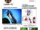 Fall Safety Series – Ladder Day