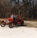 1917 Model T Fire Truck