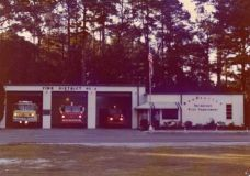 Picture of Station 41 in Late 1974